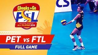 Full Game: Finals G2: Petron vs F2 Logistics | PSL All-Filipino Conference 2018