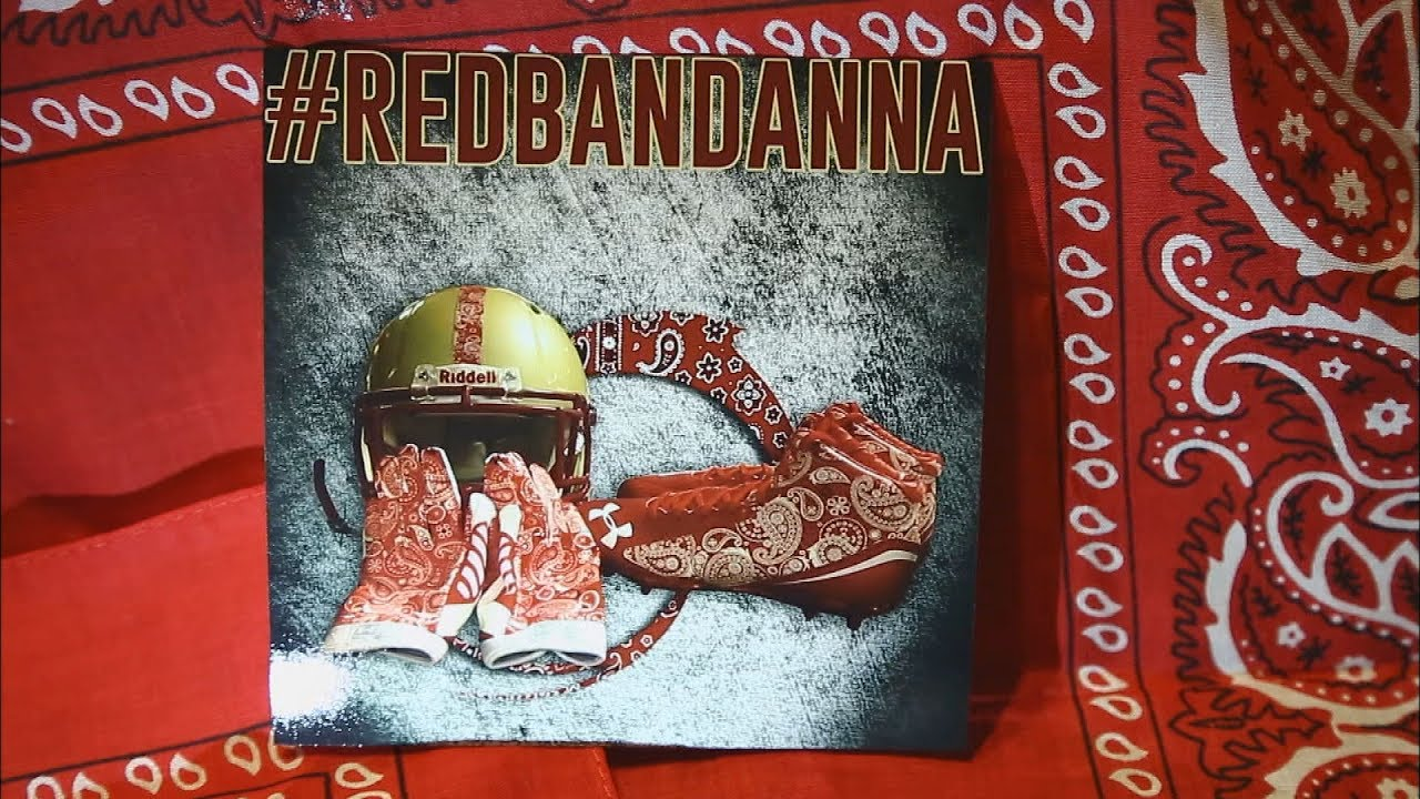 the red bandanna book