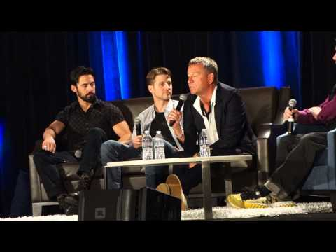 Sean Pertwee talks about Peter Capaldi
