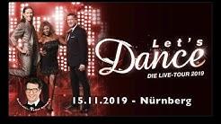 Let's Dance 2019 live in Nürnberg - Eröffnung - ALLE Tänze - Finale