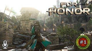 ELŐ A KARDOT! 🗡️  – For Honor Végigjátszás Magyarul #1 (Hard)