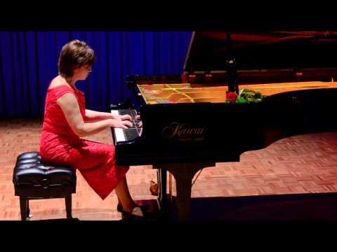 Natasha Vlassenko: Frédéric Chopin - Mazurka in E minor, Op. 41, No. 2