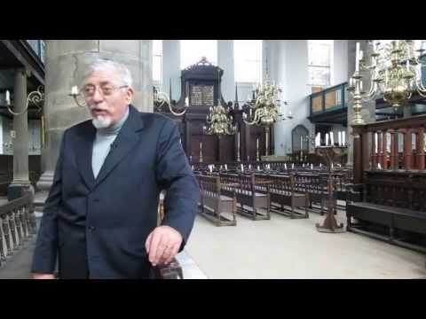 A sneak peek of an upcoming film about Portuguese Jews in Netherlands