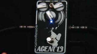 SolidGold FX Agent 13