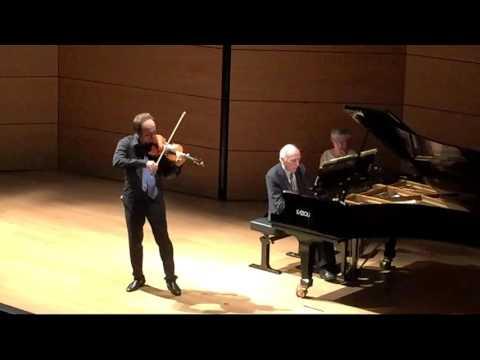 Alessio Bidoli / Bruno Canino - Ravel - Tzigane, Rhapsodie de Concert