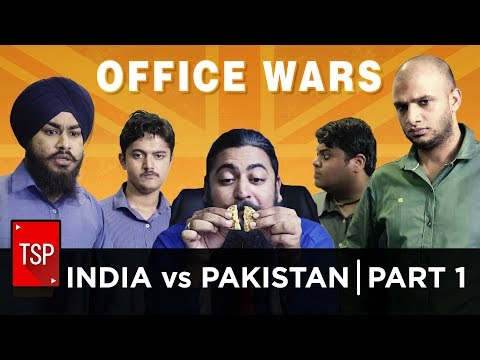 Screen Patti's East India Consultancy || India vs Pakistan - Part 01