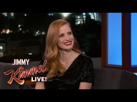 Jessica Chastain's Italian InLaws Might Hate Her