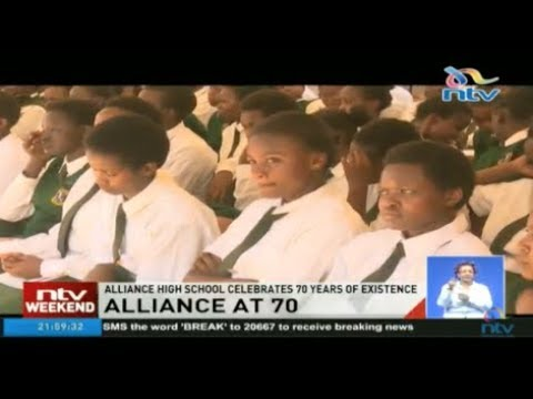 Alliance High school celebrates 70 years of existence