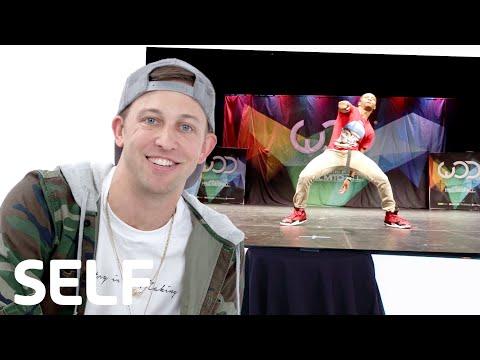 Matt Steffanina Reviews The Internet's Biggest Viral Dance Videos | SELF