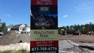 Peachtree Park by Ashton Woods in Windermere