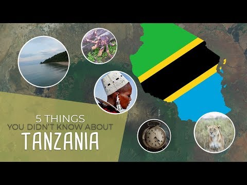 5 Facts You Didn't Know About Tanzania