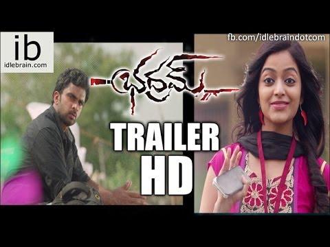 Bhadram new trailer - idlebrain.com