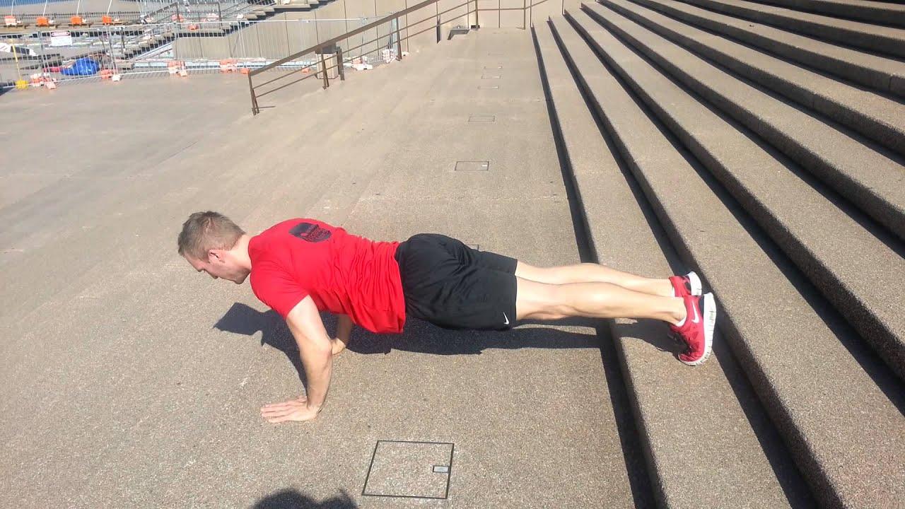 træning med egen kropsvægt