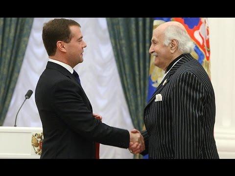 Владимиру Михайловичу Зельдину 100 лет