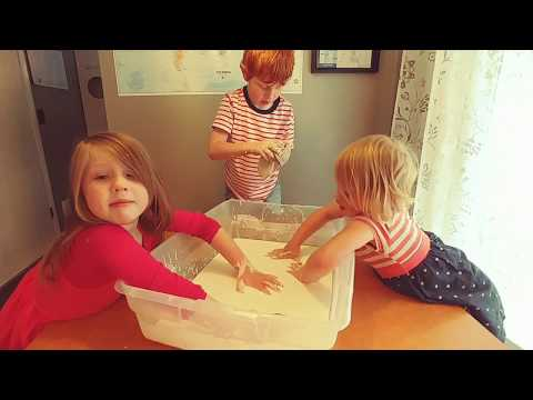 OOBLECK: Cheap and Easy DIY Kids Sensory Slime Activity