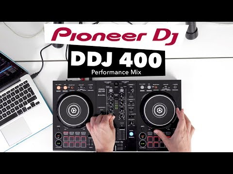 Pioneer DDJ 400 Performance Mix - EDM, House, Reggaeton
