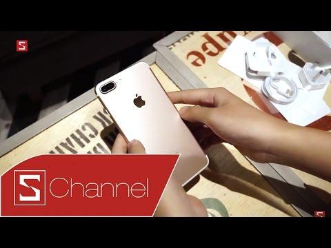 Schannel - Mở hộp iPhone 7 Plus trực tiếp tại Singapore: Đáng mua hơn iPhone 7 nhiều lần !!!