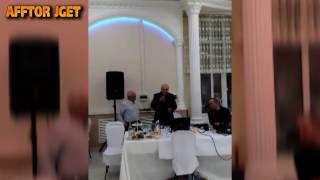 Гость на свадьбе стал певцом!!! Аффтор жгет!