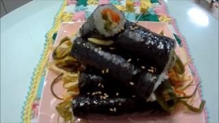 미역 줄거리 꼬마 김밥