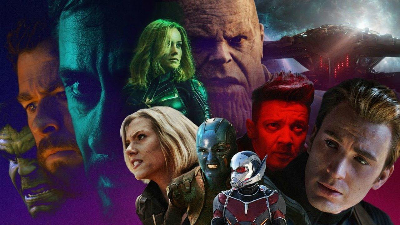 Avengers Endgame Stream Online