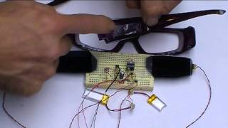Automatic LCD Sunglasses