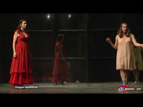 Orphée - Julie Robard Gendre - Olivia Doray