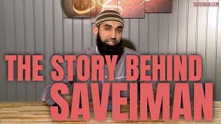 The Story Behind SaveIman | Fahad Qureshi