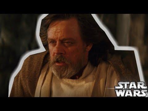 Did Luke Skywalker REALLY Die In The Last Jedi - THEORY EXPLAINED