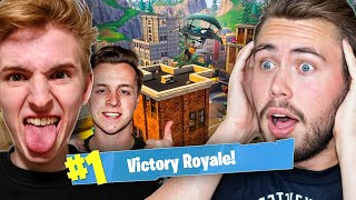 VICTORY ROYALE VANUIT TILTED TOWERS!?!