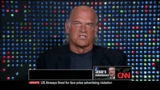 Jesse Ventura   The War on Drugs is a Failure