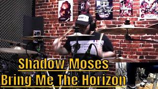Bring Me The Horizon - Shadow Moses   Drum Cover   Magno Nascimento