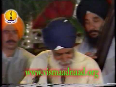 Siromani Ragi Bhai Balbir Singh : Raag Gauri -  Adutti Gurmat Sangeet Samellan 1991
