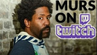 Join The MURSenaries! MURS Twitch Stream.