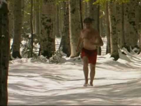 Wim Hof The Iceman - YouTube