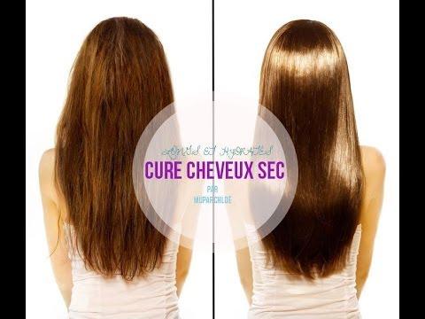 ❄ Cure cheveux sec ❄ Masque maison, biologique + ALLONGE CHEVEUX!!!