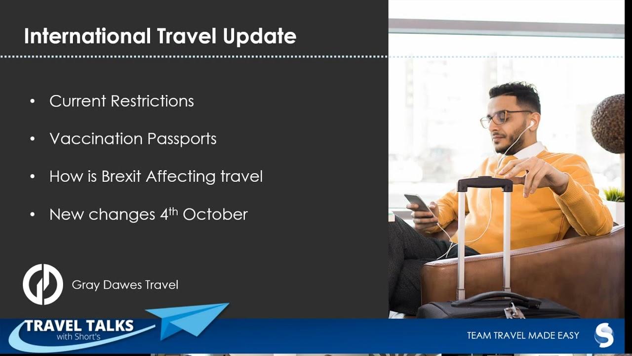 September Travel Talk - Team Travel Made Easy