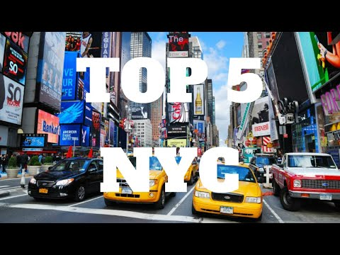 TOP 5 Things To Do In NEW YORK CITY! Budget-Friendly Tips From A Local, 2020 NY Travel Guide