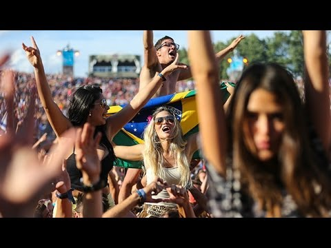 Tomorrowland 2014 Mix & Vol. 11 (Best Edm Music - Welcome To Tomorrowland) - DJ Achrdili 💎 💎 💎