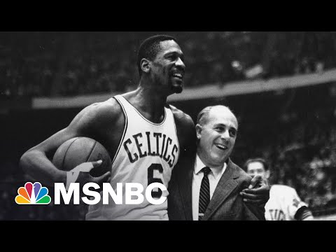Civil Rights Activist And NBA Legend Bill Russell Honored Again At Age 87