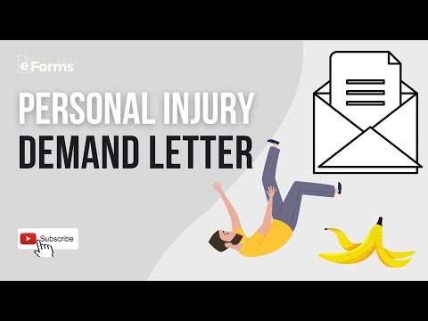 Personal Injury Demand Letter, EXPLAINED