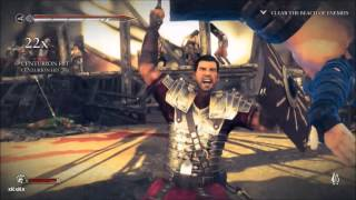 Ryse Son Of Rome: All Executions