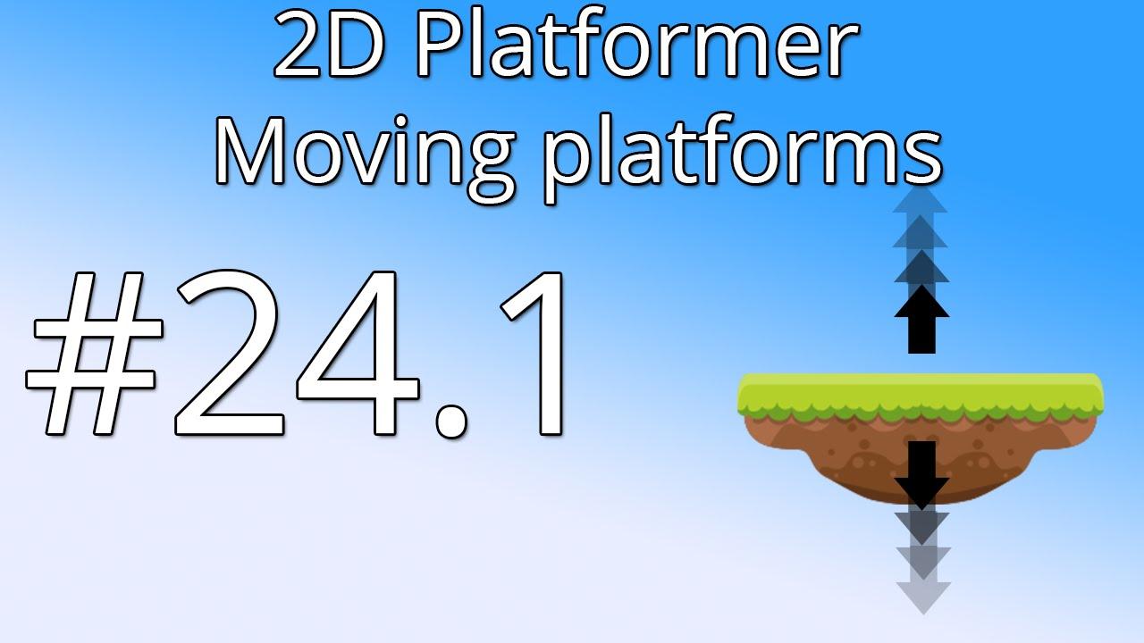 24 1 Unity 5 Tutorial For Beginners 2d Platformer