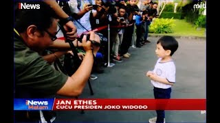 GEMAS! Gaya Jan Ethes Ditanya Wartawan saat Temani Jokowi di Yoya - iNews Malam 06/06