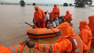 video: Flooding: Homes flattened in India landslide as at least 159 dead
