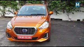 Datsun GO & Go Plus Review | Mathrubhumi
