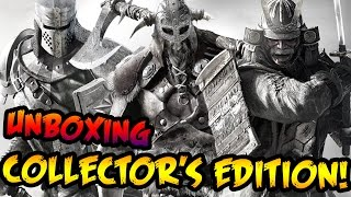 Video de ?TERRIBLE UNBOXING? | For Honor Collector's Edition