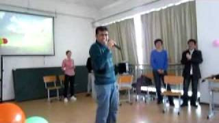 chinese and pakistani songs mix..qiqihar medical university qiqihar