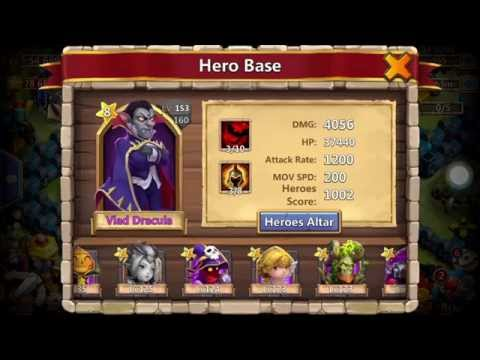 Castle Clash: Great Dungeon Stage For Farming Shards