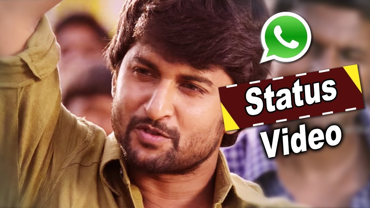 Whatsapp Status Telugu Funny Warning Dialogue 2017 Videos Youtube