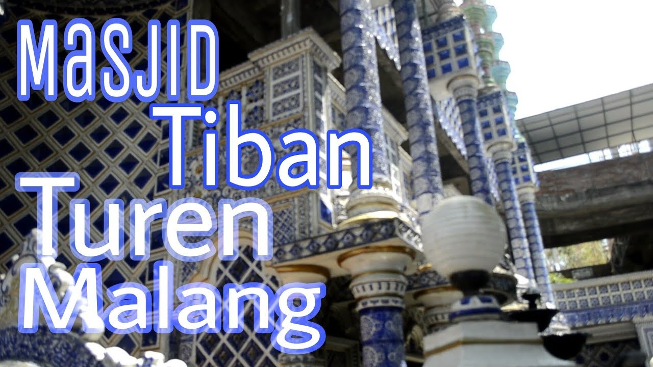 Masjid Tiban Turen Malang Youtube